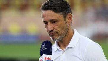 Niko Kovac, entre satisfaction malgré tout et frustration (iconsport)