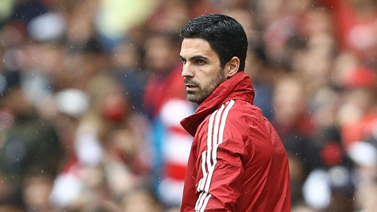 Les dirigeants d'Arsenal ont posé un ultimatum à leur coach Mikel Arteta (IconSport)