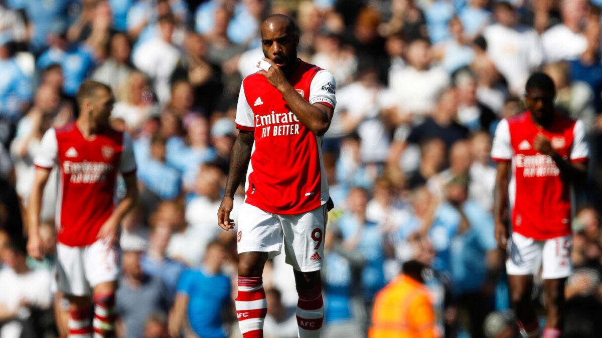 Manchester City a humilié Arsenal 5-0 ce samedi 28 août 2021 (IconSport)