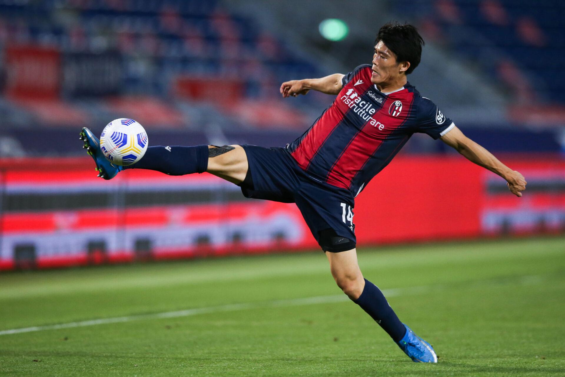 Si Tomiyasu veut signer à Arsenal, il va devoir espérer que les Gunners arrivent à vendre (iconsport)