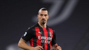 Zlatan Ibrahimović aurait sondé les dirigeants du PSG pour jouer revenir dans la capitale française (IconSport)