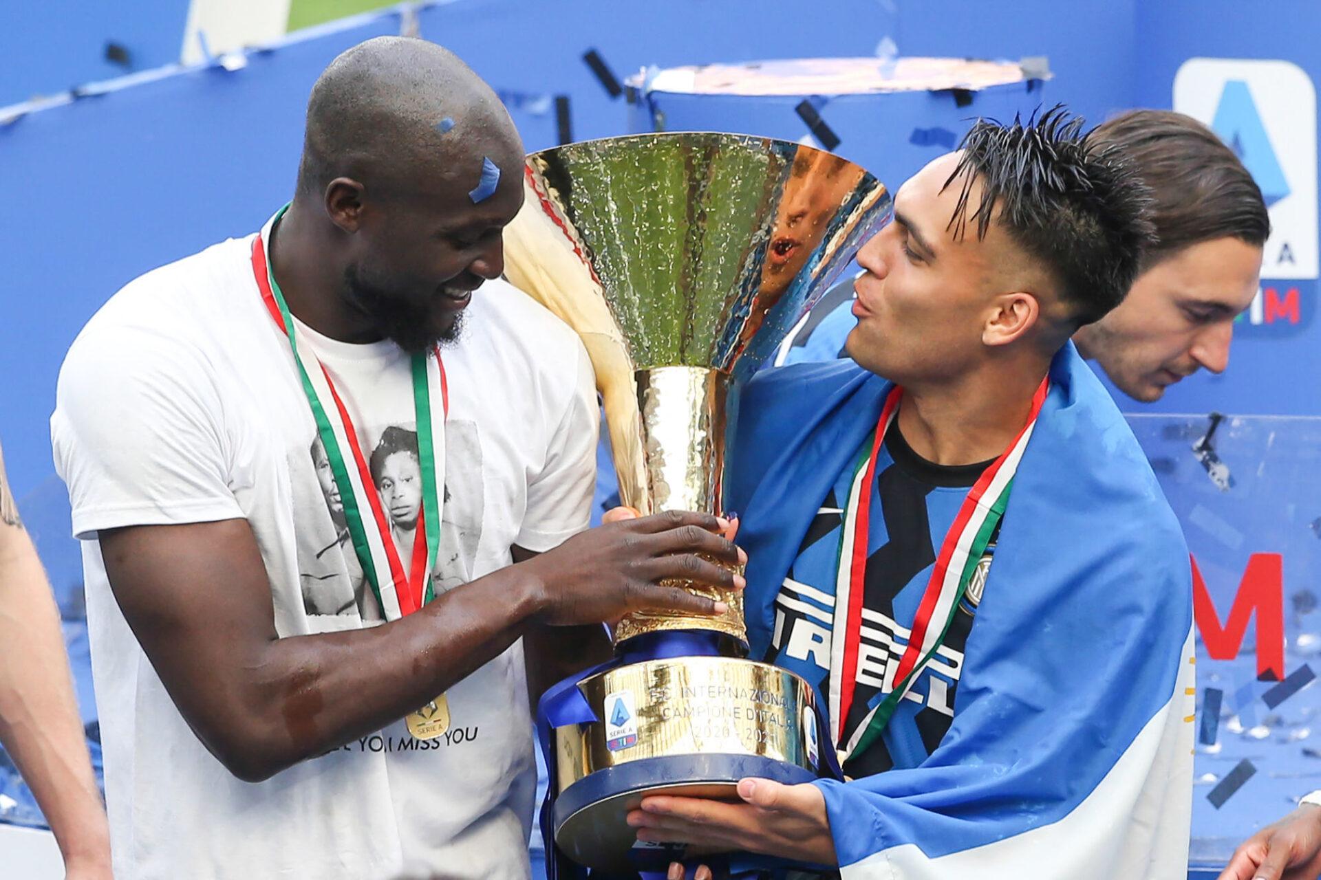 Romelu Lukaku a rejoint Chelsea après son titre de champion d'Italie avec l'Inter la saison dernière. Icon Sport