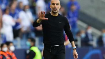 Pep Guardiola souhaite faire une pause à la fin de son contrat avec Manchester City avant d'entraîner une sélection (IconSport)