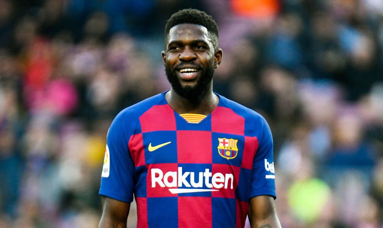 Samuel Umtiti va finalement bel et bien rester au FC Barcelone cet été. Icon Sport