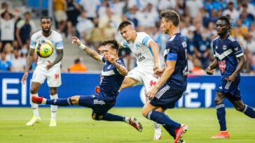 L'OM de Cengiz Ünder a été freiné par Bordeaux (2-2) en Ligue 1, ce dimanche 15 août. Icon Sport