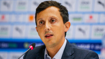 Pablo Longoria a tenu à s'expliquer après la rencontre (iconsport)