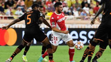 Menée à partir de la 19ème minute, l'AS Monaco n'est jamais parvenue à renverser la rencontre malgré des situations nettes face au Shakhtar Donetsk en barrage de Ligue des champions (iconsport)