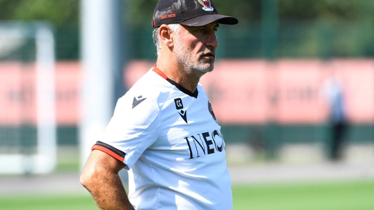 Christophe Galtier attend plus de son équipe (iconsport)