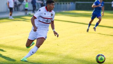 Youcef Atal s'est longuement confié aux médias de l'OGC Nice avant le début de cette nouvelle saison de Ligue 1. Icon Sport