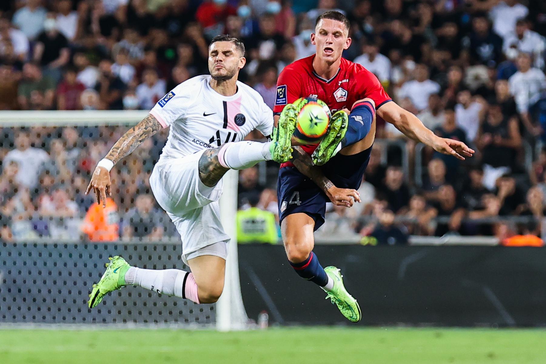 Sven Botman est l'objectif de l'Atalanta Bergame pour remplacer Cristian Romero. Icon Sport