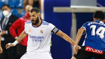 Karim Benzema prolonge au Real Madrid jusqu'en 2023