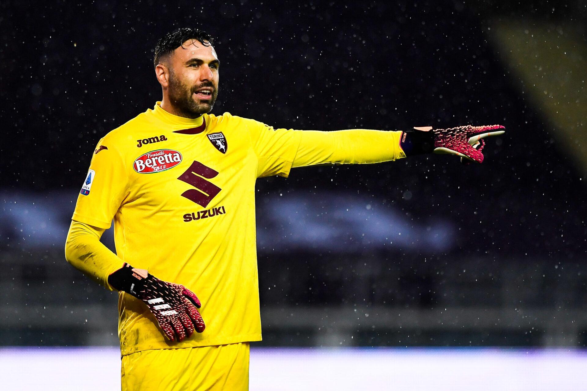 Sirigu aura passé 4 saisons au Torino qu'il avait rejoint depuis Paris. À Gênes, il prend la suite de Mattia Perin, de retour de prêt à la Juventus (iconsport)