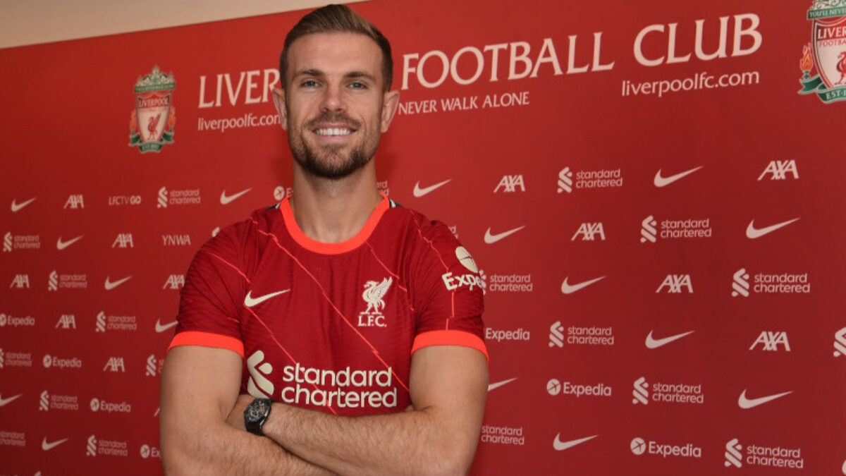 Henderson prolonge avec les Reds ! (liverpoolfc.com)