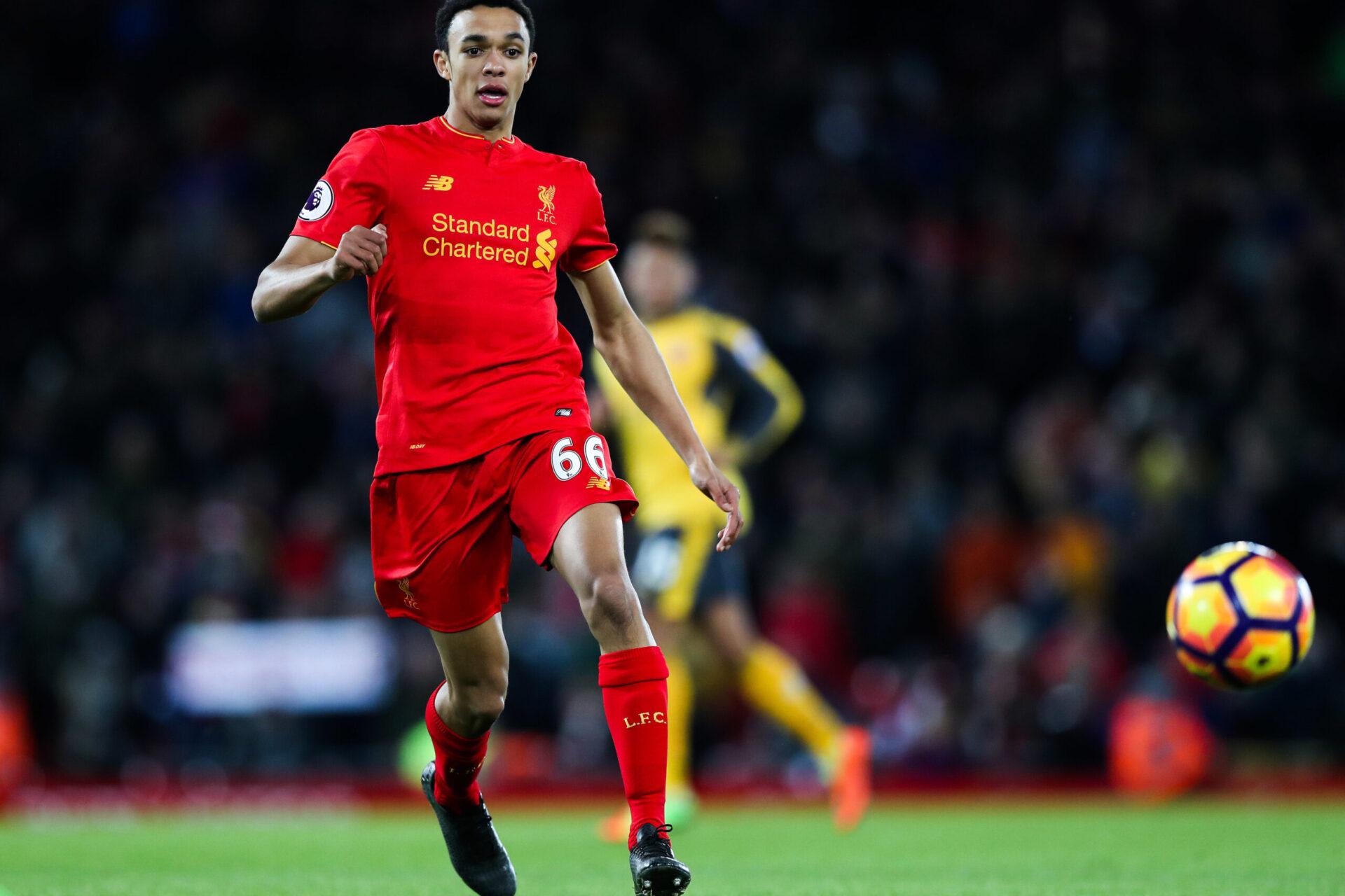 Trent Alexander-Arnold sous les couleurs de Liverpool (Icon Sport)