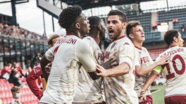 Grâce notamment à un but de Kevin Volland, Monaco s'est imposé 2-0 à Prague au troisième tour de qualification à la Ligue des champions (AS Monaco)