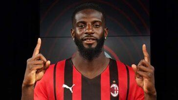 Bakayoko retrouve les Rossoneri (Twitter AC Milan)