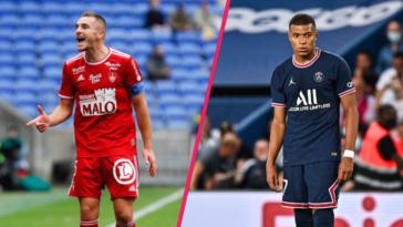 Brest affrontera le PSG pour débuter la troisième journée de Ligue 1 (iconsport)