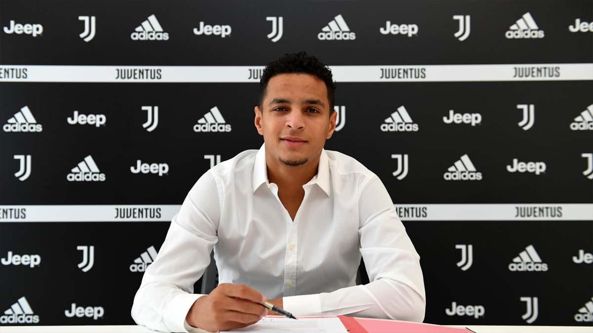 Mohamed Ihattaren s'est engagé pour 4 saisons avec la Juventus de Turin et est prêté dans la foulée à la Sampdoria de Gênes (Juventus)