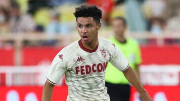 L'AS Monaco a annoncé ce mercredi 18 août la prolongation de son milieu Sofiane Diop jusqu'en juin 2026 (iconsport)