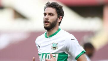 Manuel Locatelli est Turinois ! Le milieu de 23 ans a signé pour deux saisons sous la forme d'un prêt avec obligation d'achat avec la Juventus (iconsport)