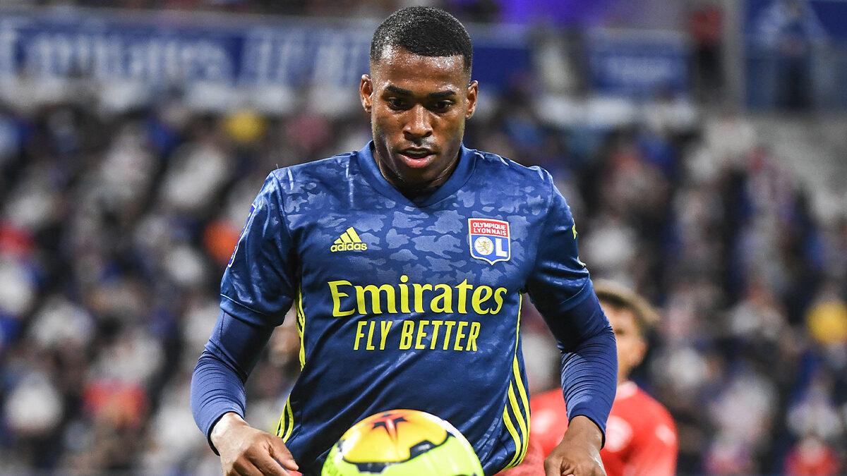 Après une saison à Lyon et une en prêt à Brest, Jean Lucas devrait quitter définitivement l'OL dans les prochains jours pour rejoindre Monaco (iconsport)