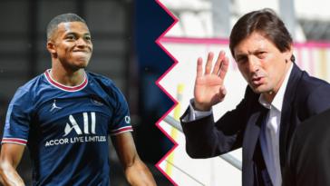 Leonardo confirme une offre du Real Madrid pour attirer Mbappé (iconsport)