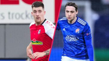 Baptiste Santamaria et Lovro Majer sont en passe de rejoindre Rennes. La presse évoque un accord pour les deux joueurs (iconsport)