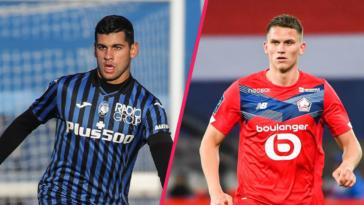 Cristian Romero devrait rejoindre Tottenham, l'Atalanta vise Sven Botman. Icon Sport