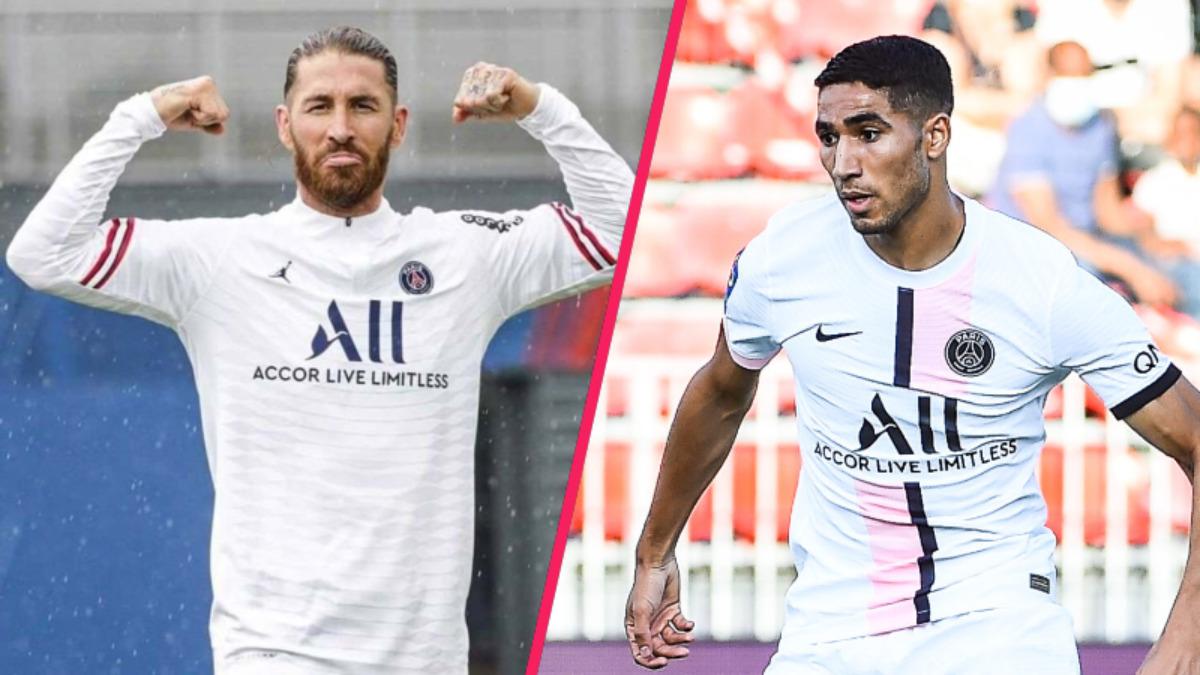 À Paris, les venues de Sergio Ramos et Achraf Hakimi réduisent inévitablement les possibilités pour Thilo Kehrer de gratter du temps de jeu (iconsport)