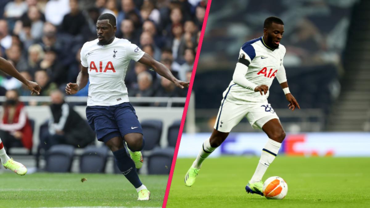 Tottenham veut aussi voir partir Serge Aurier et Tanguy Ndombélé cet été (iconsport)