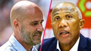 L'entraîneur de l'OL Peter Bosz et celui de Nantes Antoine Kombouaré se sont exprimés après la victoire des Gones contre les Canaris. Icon Sport