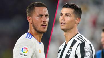 Eden Hazard serait une des pistes de la Juventus pour remplacer Cristiano Ronaldo. Icon Sport