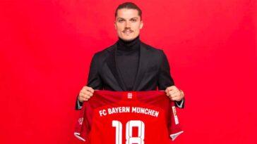 Le Bayern Munich s'est offert Marcel Sabitzer. Le milieu autrichien quitte le RB Leipzig contre 15 millions d'euros (Bayern Munich)