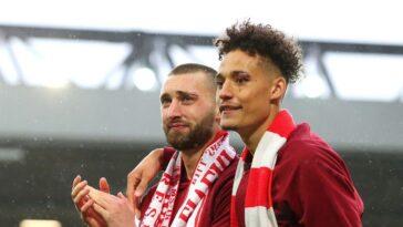 Phillips et Williams ont convaincu Jürgen Klopp la saison dernière (Alex Livesey / Getty Images)