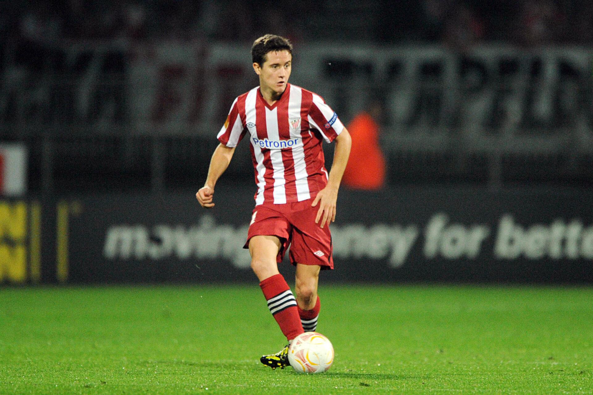 Ander Herrera sous les couleurs de l'Athlétic Bilbao (Icon Sport)