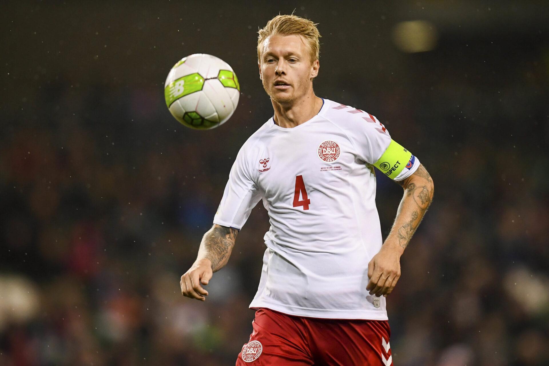 Simon Kjær honore son pays, le Danemark (Icon Sport)