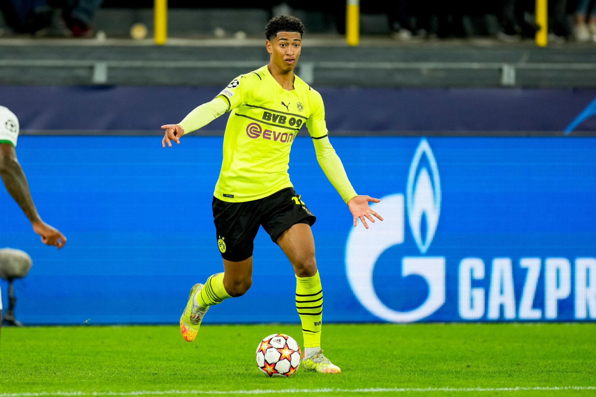 Gareth Southgate a choisi de laisser au repos Jude Bellingham, pourtant merveilleux avec le Borussia Dortmund. Icon Sport