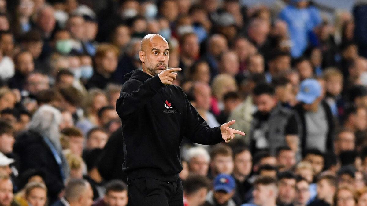 Pep Guardiola ne s'excusera pas après ses propos sur les supporters de Manchester City. Icon Sport