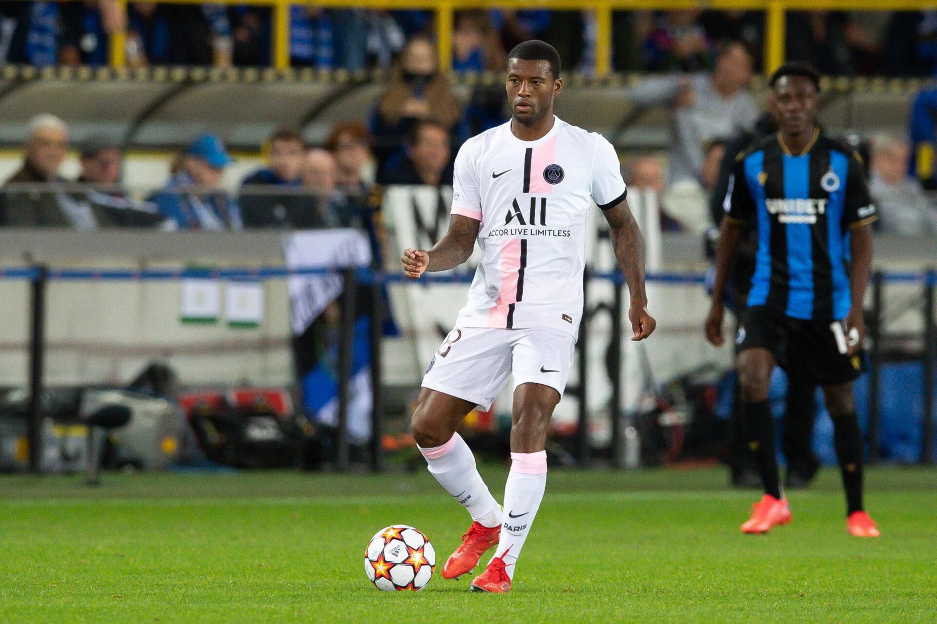 Si Mbappé est incertain contre Lyon, Wijnaldum pourra lui bien tenir sa place (iconsport)