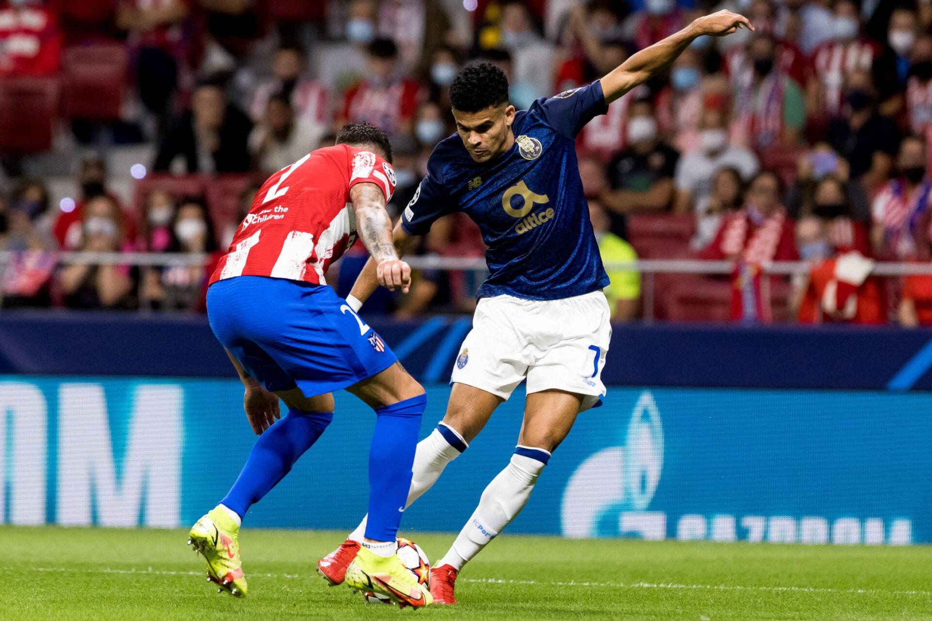 À l'image de Porto, aucun club portugais n'est parvenu à gagner cette semaine en Coupe d'Europe (iconsport)