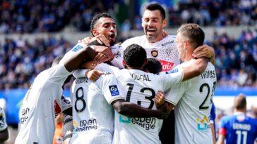 Le SCO d'Angers est sauf : la FIFA a levé son interdiction de recrutement contre les Angevins. Icon Sport