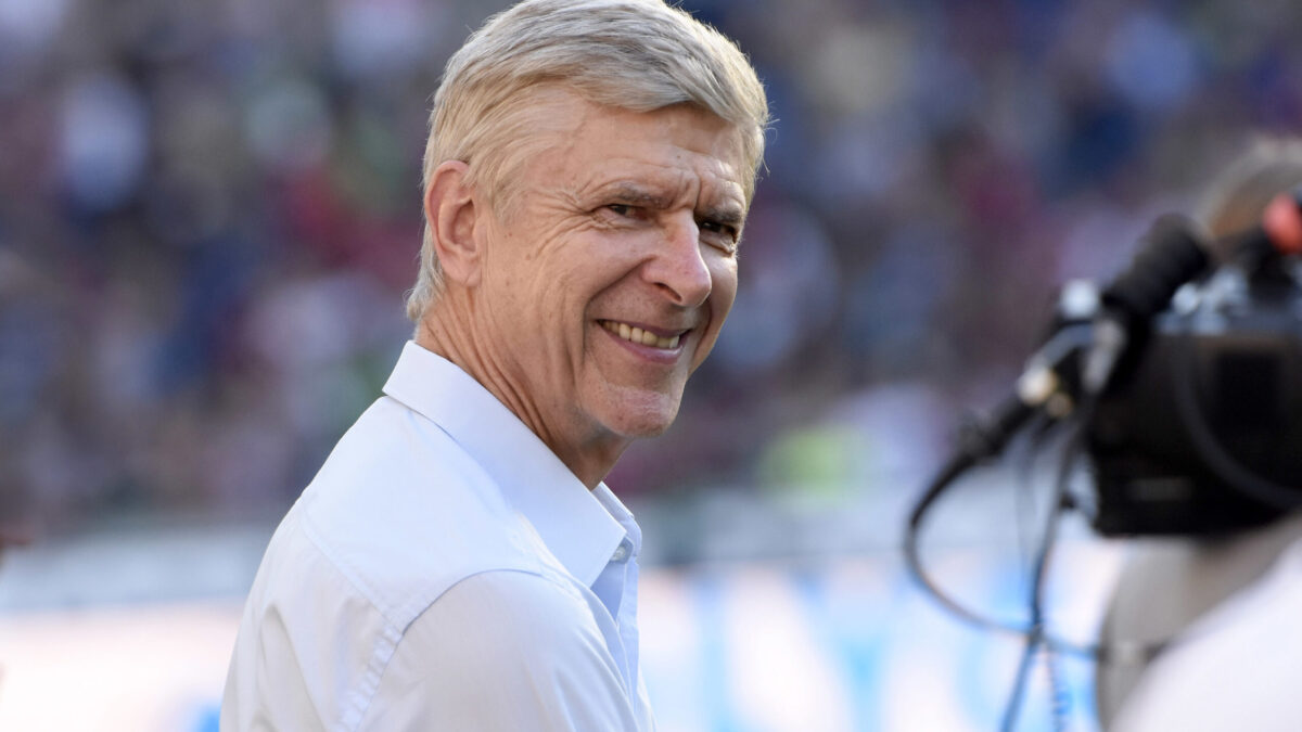 Arsène Wenger, directeur du football à la FIFA (IconSport)