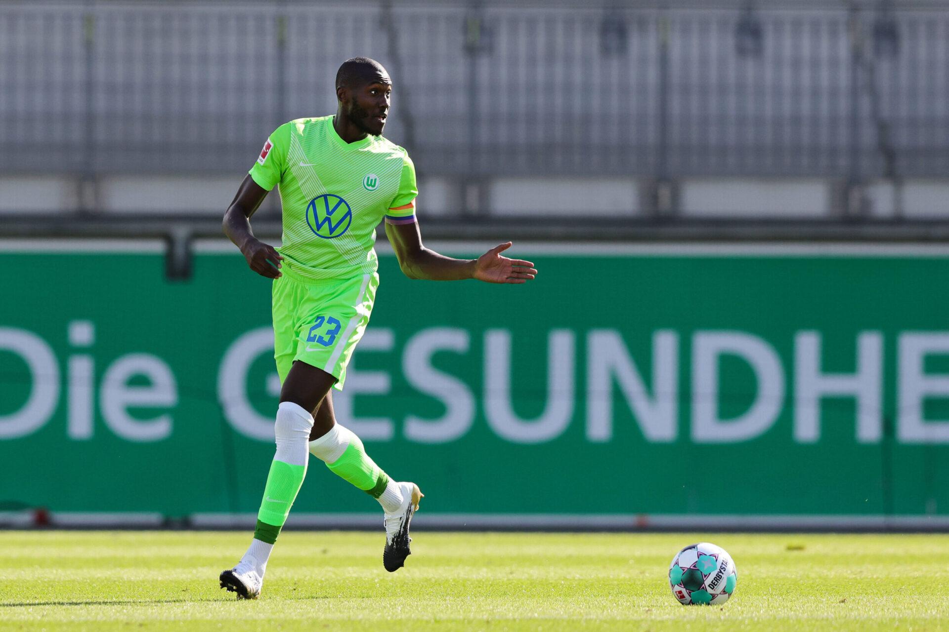 Tout comme Jérôme Roussillon et Maxence Lacroix, le Français Joshua Guilavogui débute côté allemand face à Lille (iconsport)