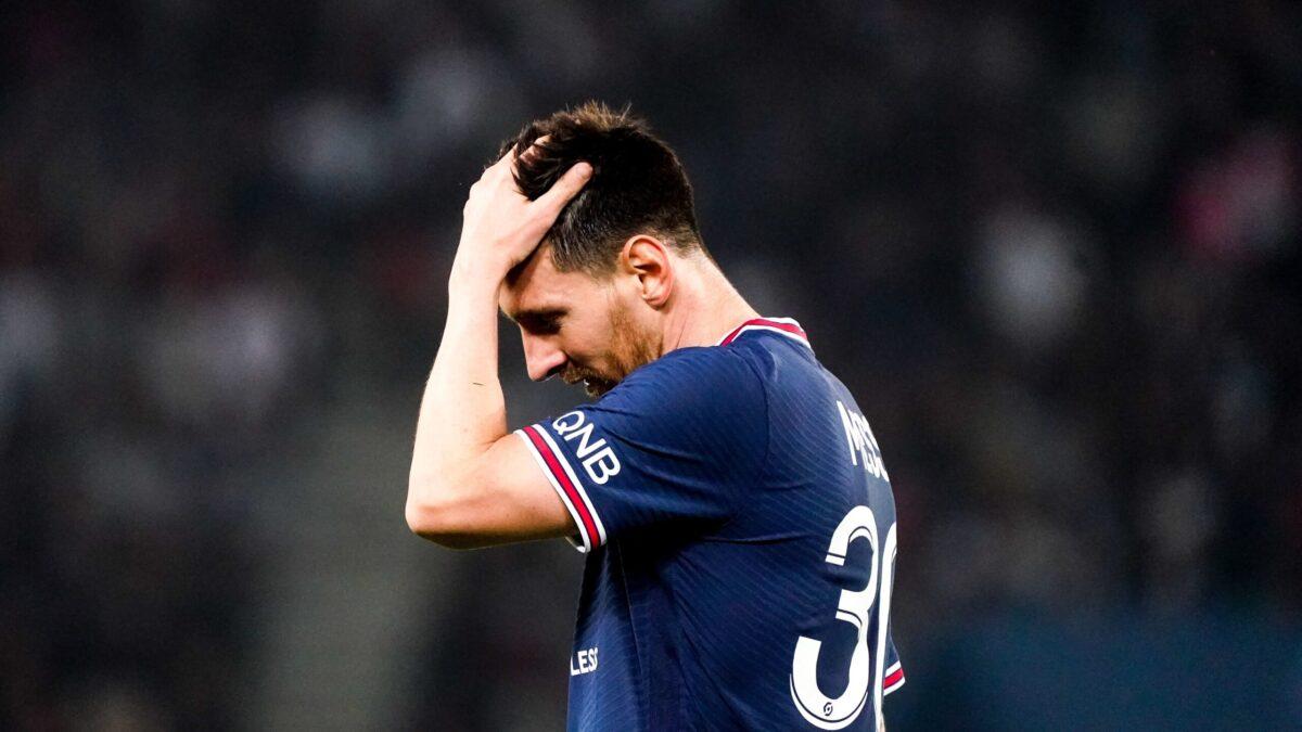 En plus de celui face à Metz, Messi devrait rater le match du PSG contre Montpellier (iconsport)