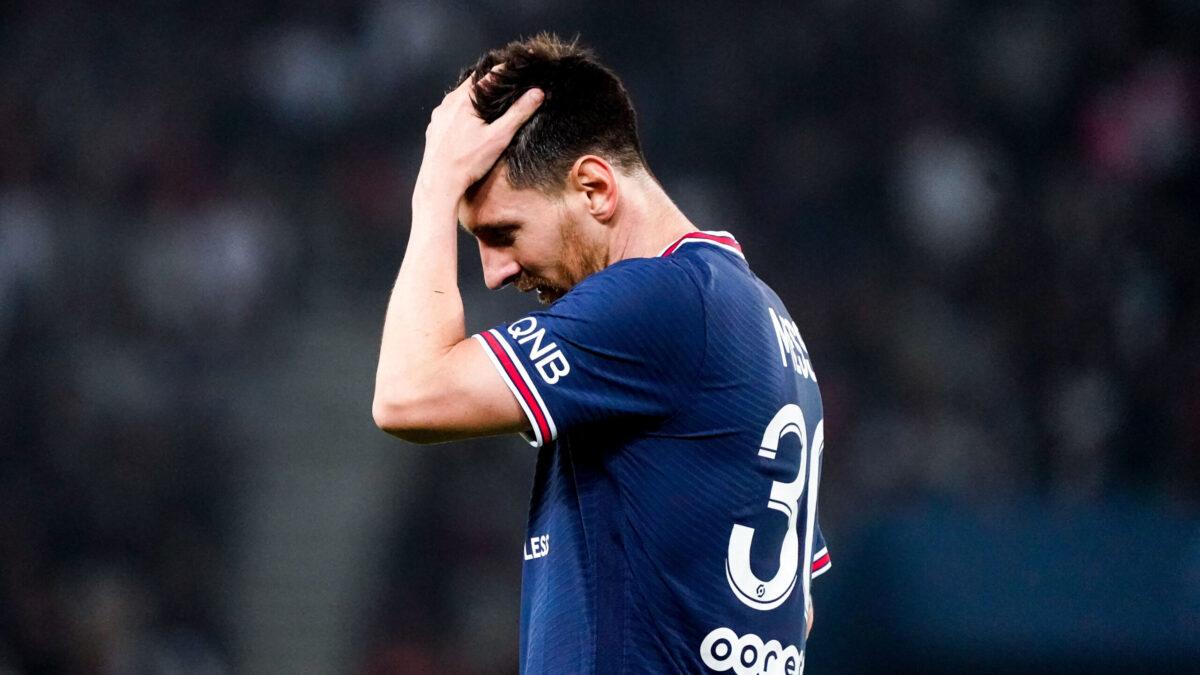 Lionel Messi absent face à Montpellier ce samedi (iconsport)