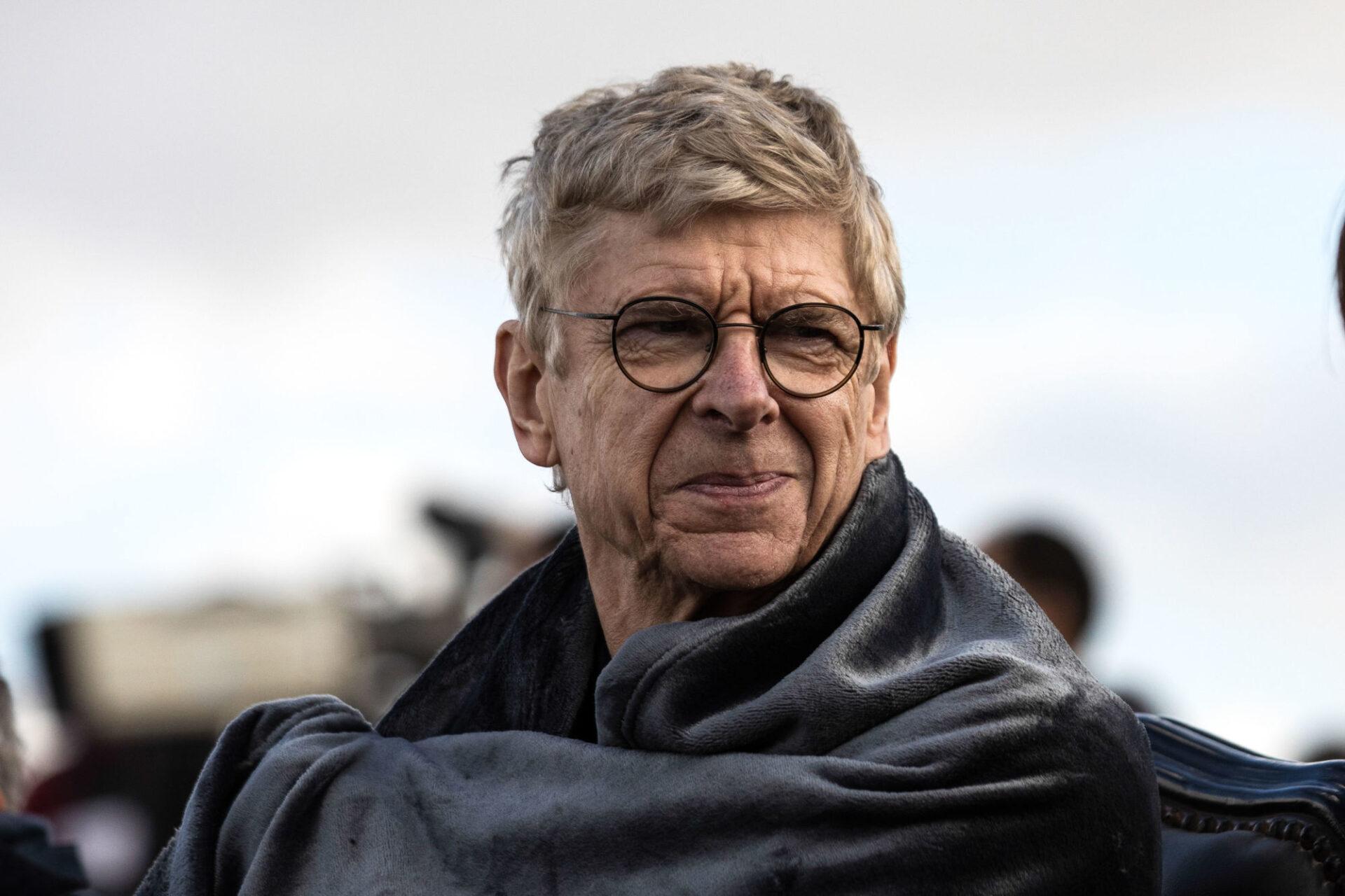 Arsène Wenger souhaite qu'une compétition internationale ait lieu tous les ans. Icon Sport