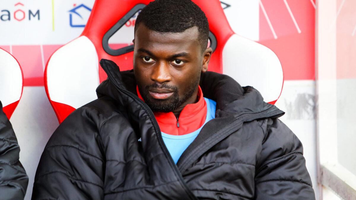 M'Baye Niang est un nouveau joueur de Bordeaux (iconsport)