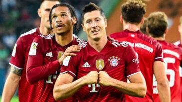 Le Bayern de Robert Lewandowski est parti pour écraser la Bundesliga. Icon Sport