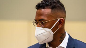 Jérôme Boateng condamné pour violences conjugales (IconSport)