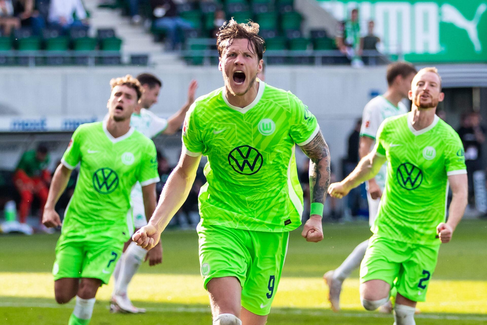 Après 4 victoires en 4 matchs, Wolfsburg se présente en leader de la Bundesliga au stade Pierre-Mauroy de Lille (iconsport)